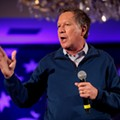 Is Gov. Kasich Trying to Write His Way Into the White House?