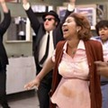 Cedar Lee Theatre is Playing 'The Blues Brothers' on Wednesday in Honor of Aretha Franklin
