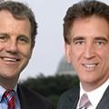 NRA Endorses Jim Renacci for U.S. Senate in Ohio, Gives Sherrod Brown 'F' Rating