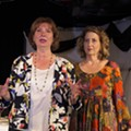 Four of Cleveland's Best Actresses, Two One-Act Plays, Zero Reasons to Miss 'Plath & Orion' at Cesear's Forum