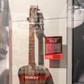Update: Bonnie Raitt Guitar to Be Featured at Today's Member and Donor Appreciation Event at the Rock Hall