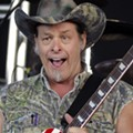 Ted Nugent Totally Triggered by Not Being Inducted into the Rock & Roll Hall of Fame