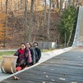 Toboggan Season in Strongsville Opens Nov. 23