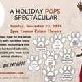 Cleveland POPS Begins the Holiday Concert Season and the Rest of the Classical Music to Catch This Week