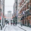 There's Still a Chance Cleveland Could See a White Christmas