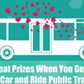 Northeast Ohio Loves Transit Challenge Offers Raffle Drawings, Prizes for Transit Riders in February