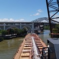 EPA Declares It's Safe to Eat Fish Caught Out of Cuyahoga River, If It's Once a Month