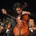 Internationally Renowned Cellist Amit Peled to Make His Cleveland Debut on May 15