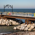Euclid Beach Park Gets Brand New Pier Just in Time for Summer Concert Series