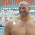 Former Browns Star Joe Thomas Graces the Cover of This Month's 'Swimmer' Magazine