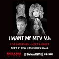 Former MTV VJs to Participate in an Interview Session at the Rock Hall