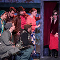 The Almost-Too-Perky Musical 'Amelie' Succeeds With Exceptional Staging and Performances at Mercury Theater Company