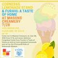 Congolese Pop-Up Coming to Mason's Creamery on Wednesday, July 28