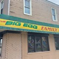 The Big Egg Has Permanently Closed