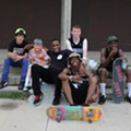 Ja'Ovvoni Garrison Is On a Quest to Give 100 Free Skateboards to Slavic Village Kids