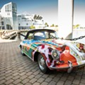 Janis Joplin's Porsche Leaves Rock Hall and Heads to Auction