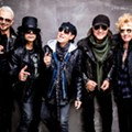 Scorpions Bring Their Arena Rock-Worthy Stage Production to Jacobs Pavilion at Nautica