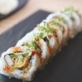 Voodoo Tuna Plants Sushi Fusion Flag in Lakewood