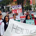 Case Med Students Say Obamacare Doesn't Cut It, Rally for Health Care Reform