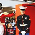 Cleveland Marine 'Toy Soldier' Brings Shiny Surprise Home to Girlfriend (Video)