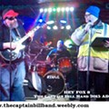 The Captain Bill Band 2016 AD Live Musicians Jamnight Open Mic