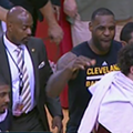 Cavaliers Siphon Rockets' Fuel and Leave'em in the Dust