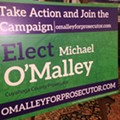 Mike O'Malley Begins David v. Goliath Quest to Unseat County Prosecutor McGinty