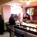Video: This Tower City Food Court Confrontation Is Awful and Mesmerizing
