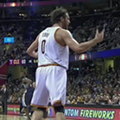 Facing Injured Grizzlies, Cavs Lead With Their Jugular