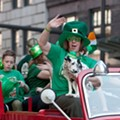 """Cleveland's St. Patrick's Day Parade Ranked One of the Country's Most """"Festive"""""""