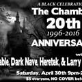 Local Industrial/Goth/Alternative Dance Club to Celebrate 20th Anniversary