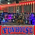 The Funhouse, a Circus-Themed Bar, Opens in Former Spitfire Spot