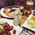 Someone Who Just Moved Here Reviews Cleveland Things: Brunch at Townhall With the Kids