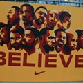 CAVS WIN 2016 NBA CHAMPIONSHIP