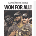 Here Are All the Front Pages From Northeast Ohio Newspapers This Morning
