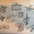Get a Free Cavs Tattoo Today From 11 to 4