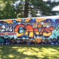 Cleveland Artists Celebrate the City's Historic Championship