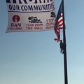 Video: The Activists Arrested at the Rock Hall Were Pretty Freaking Good Climbers