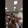 Video: Ohio State Student Makes Amazing Paper Ball Toss In Class, Gets Everyone An 'A' On First Quiz