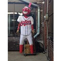 Chief Wahoo Head Stolen from Lakewood Scarecrow