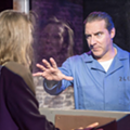Musical Parody of 'Silence of the Lambs' at Blank Canvas is Offensive Fun