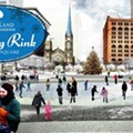 The Skating Rink at Public Square Opens This Week
