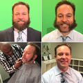 The Browns Won and Scott Sabol Finally Got to Shave