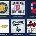 Vote Now: The 40 Semi-finalists in Scene's Redesign the Indians Contest