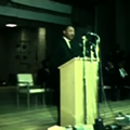 Listen to Martin Luther King Jr.'s 1967 Speech at Glenville High School