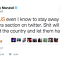 Johnny Manziel Had Some Twitter Advice for Donald Trump, Before Deleting His Twitter Account