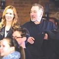 "Robert De Niro Fails to Generate Laughs in ""The Comedian"""