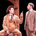 """""""Sherlock Holmes and The Hound of the Baskervilles"""" Gets a Comical Spin at the Cleveland Play House"""
