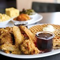 Chicago's Home of Chicken & Waffles Dishes Up Comfort, Could Still Use Some TLC