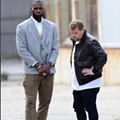 LeBron James Taped a Carpool Karaoke Segment With James Corden
